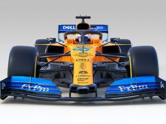 McLaren MCL34 2019
