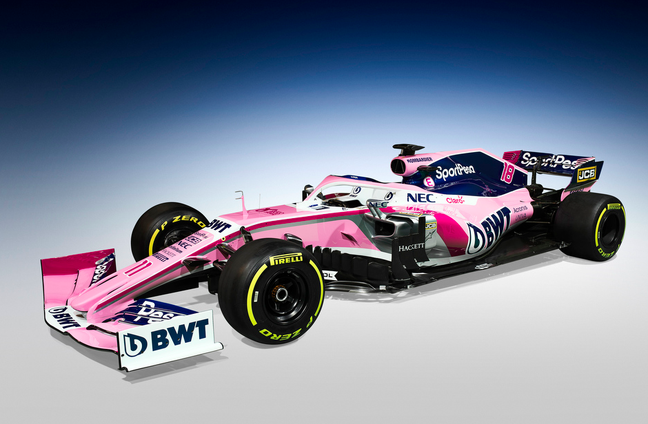 SportPesa Racing Point F1 Team