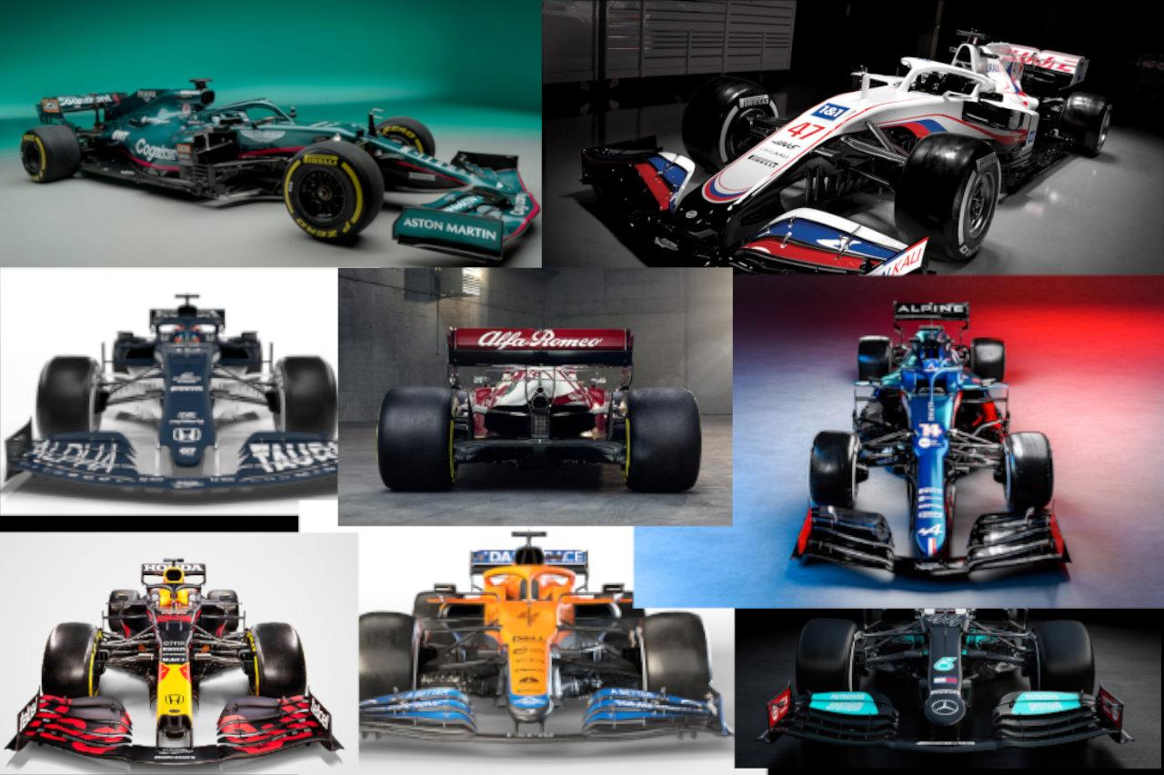 Calendario de presentaciones F1 de 2021 - Todo Fórmula 1