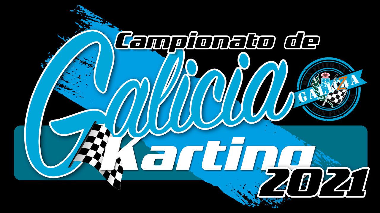 Nuevo horario para el calendario de karting de Galicia